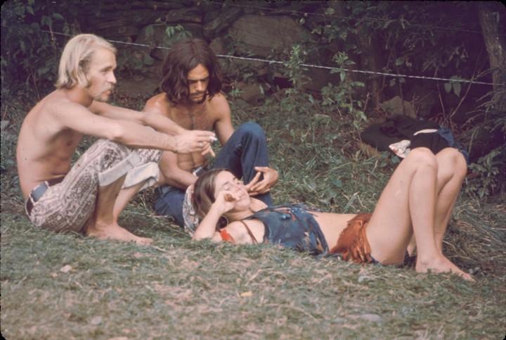 Ce que les festivaliers du Woodstock de 1969 pensent du Woodstock de 2019 - VICE