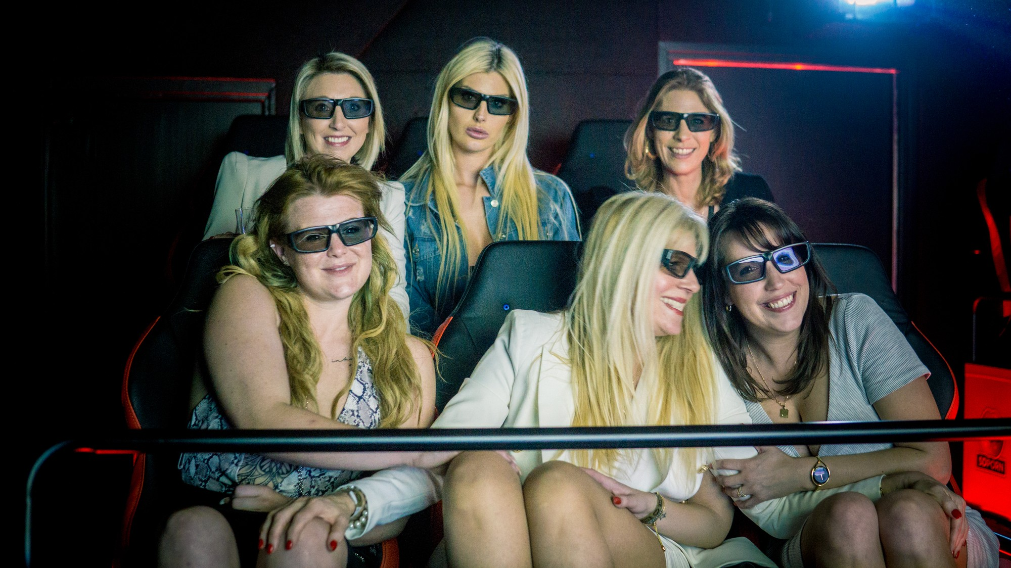 3D Porn No Glasses the world's first 5d porn theater is a wild ride - vice