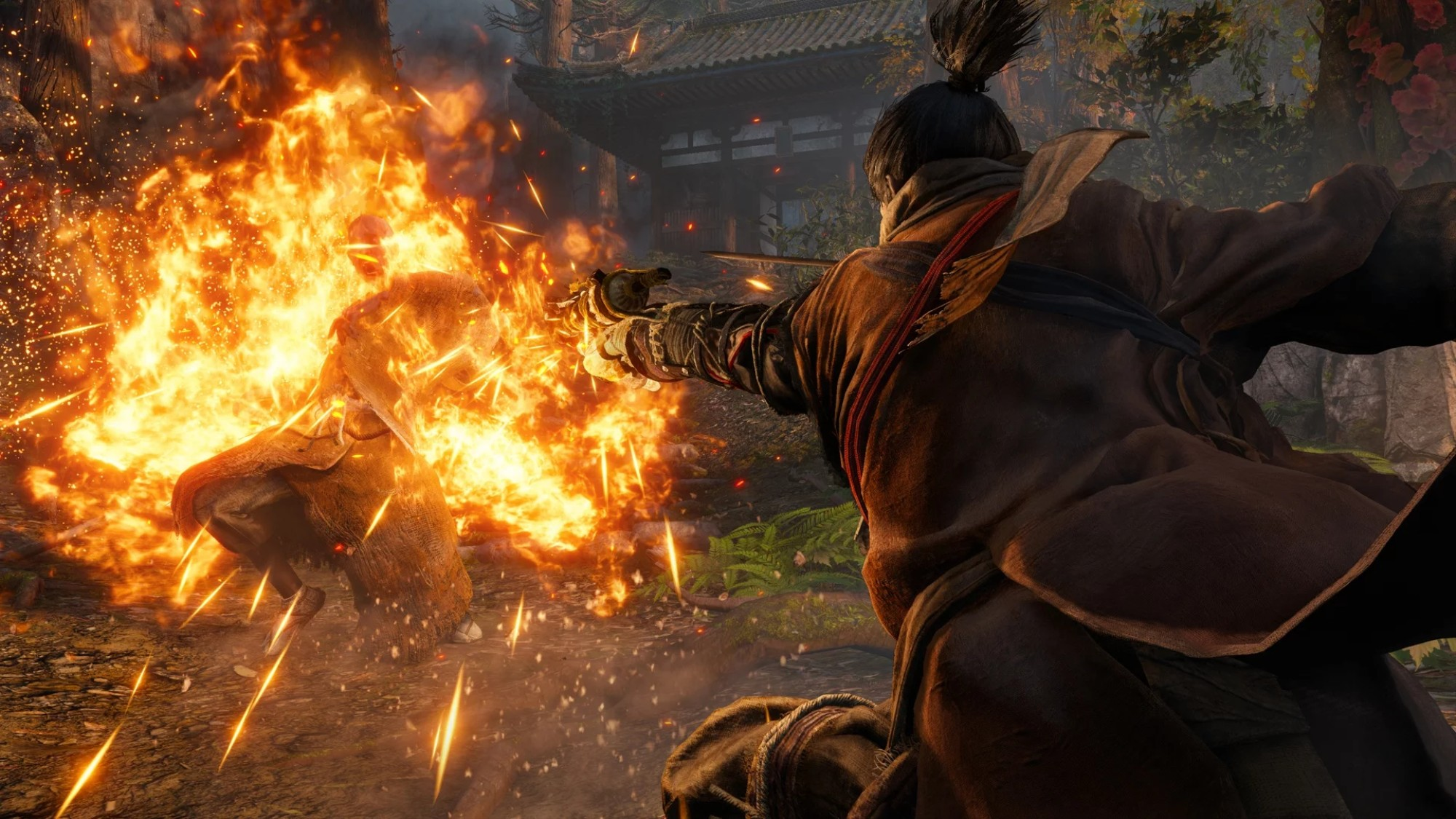 We've Always Made Our Own Easy Modes  'Sekiro' Is No