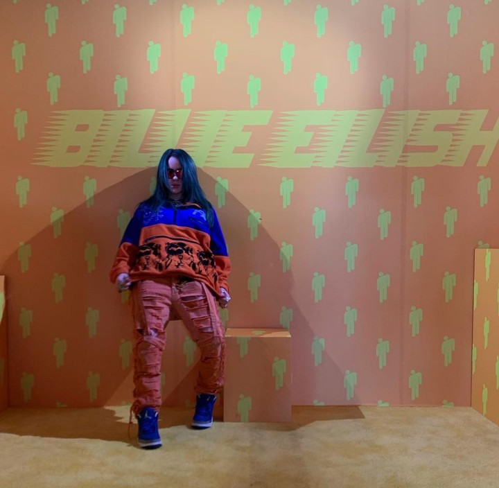 how billie eilish uses humour and horror to talk about mental health