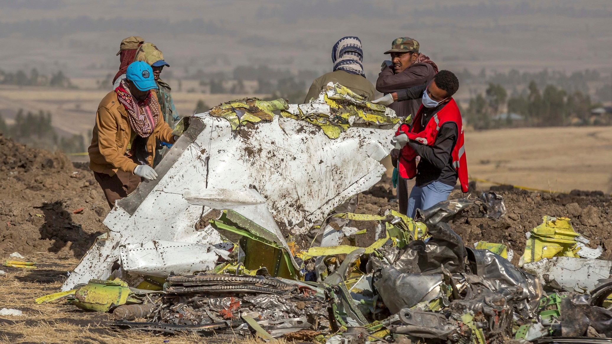Here's what's in the first official report on the Ethiopian Airlines crash