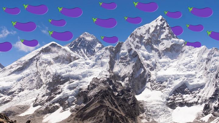 Warum Männer beim Besteigen des Everest einen Steifen bekommen - VICE