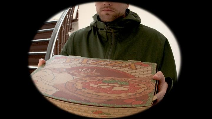Aufdringliche Essenslieferanten: Wenn mit der Pizza ein Creep nach Hause kommt - VICE