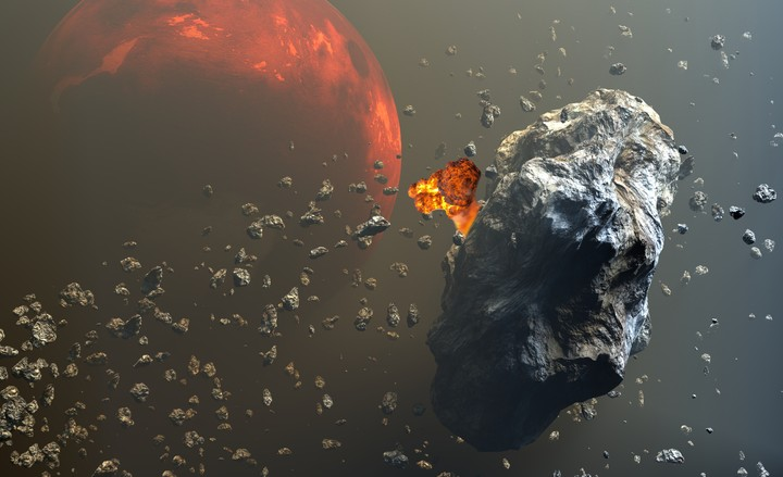 Une sonde japonaise vient de bombarder un astéroïde - VICE