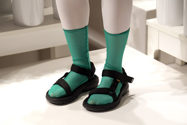 Why Do We Persist In Wearing Socks With Sandals?