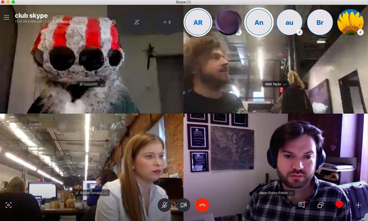 I Tried Skype's New 50-Person Video Calling Feature, My Personal Hell