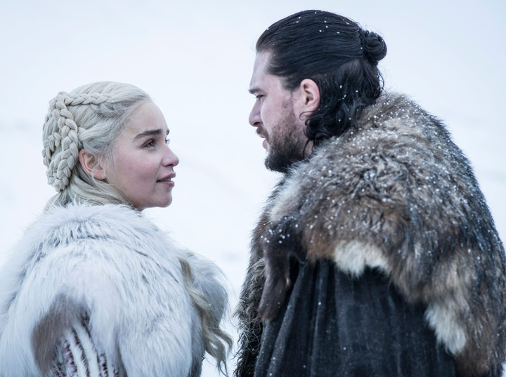 Games of Thrones final series soundtrack - i-D
