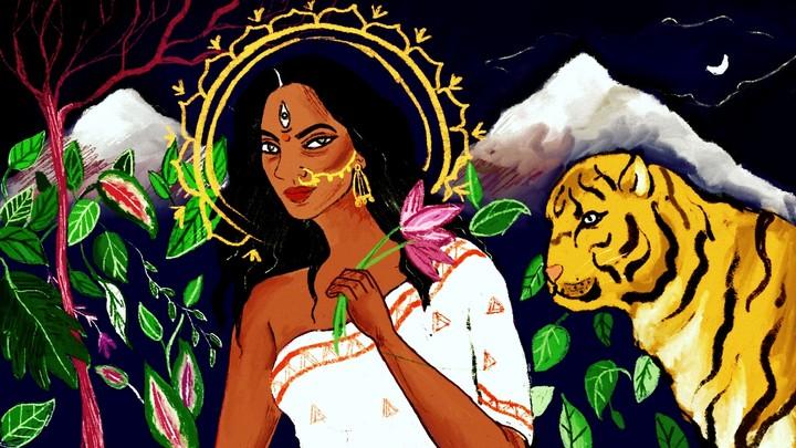 Meet Parvati, the Hindu Goddess of Love, Power, and Renewal