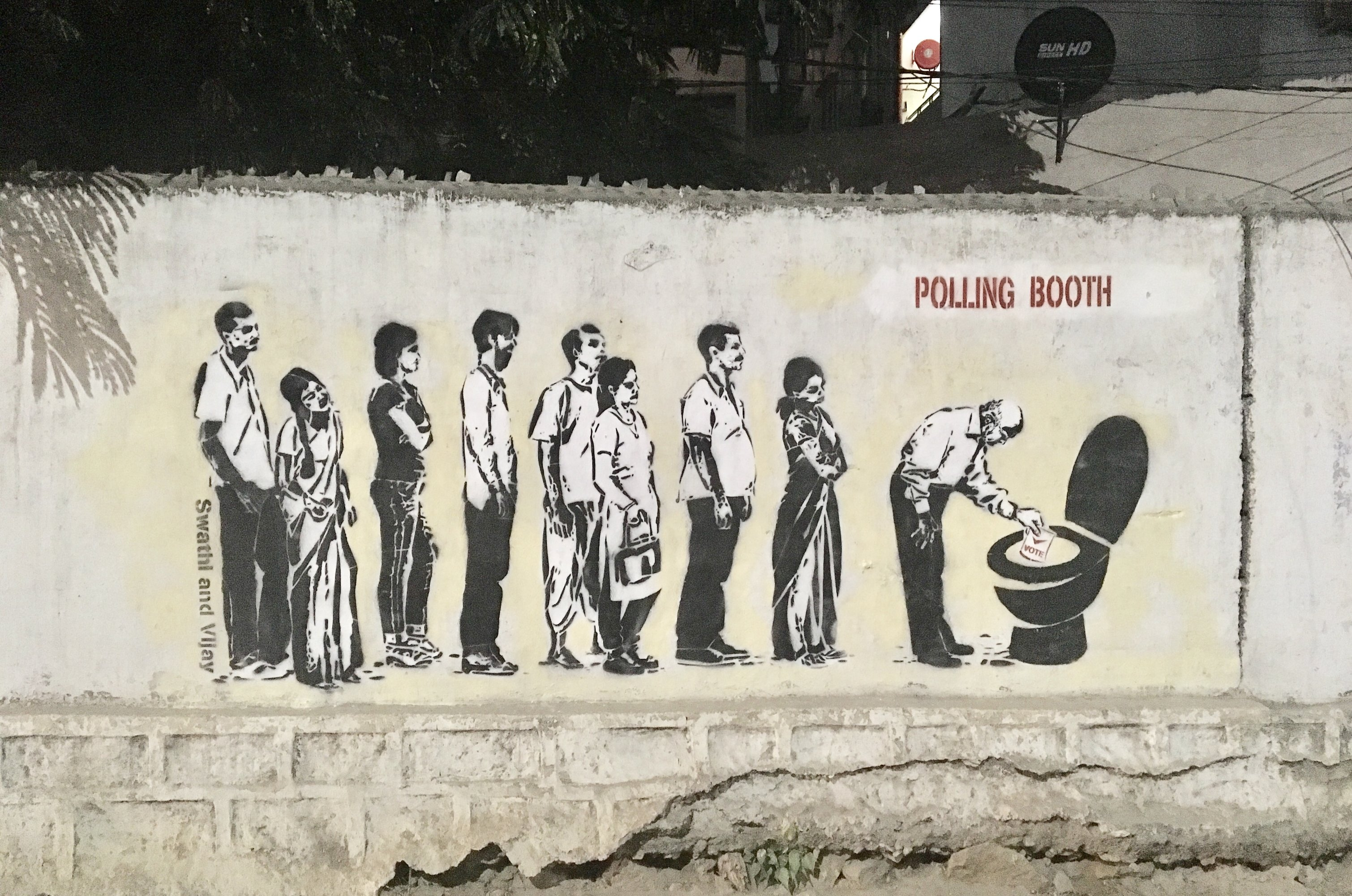 Why Some Indians Have Decided to Boycott the Elections