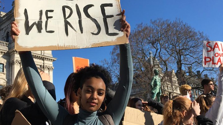finally, the climate change movement is embracing diversity
