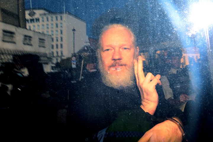Julian Assange's Charges Are Centered on Hacking, Not Publishing Classified Information
