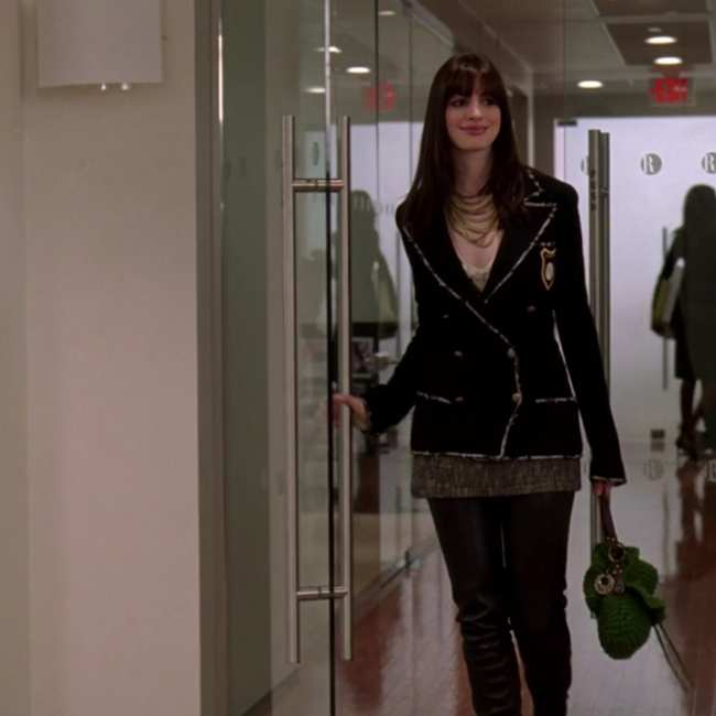 daaee2bffbcf9 Fashion Horoscopes: The Signs as 'The Devil Wears Prada' Outfits ...