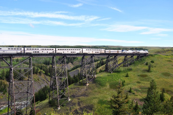 Empire Builder | A Trip Through Time and Culture on America's Most Historic Train - Amuse