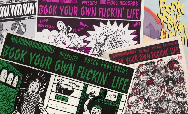 The Story of the DIY Publication That Kept Bands on the Road for Decades - VICE