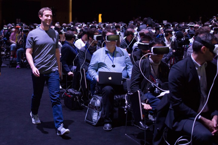 Facebook Accidentally Shipped VR Devices With Secret Messages Saying 'Big Brother Is Watching'
