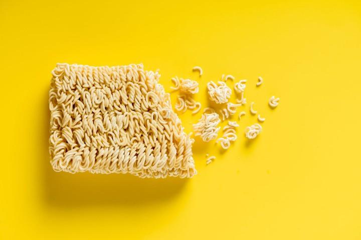Ce qui arrivera si vous bouffez des nouilles instantanées tous les jours