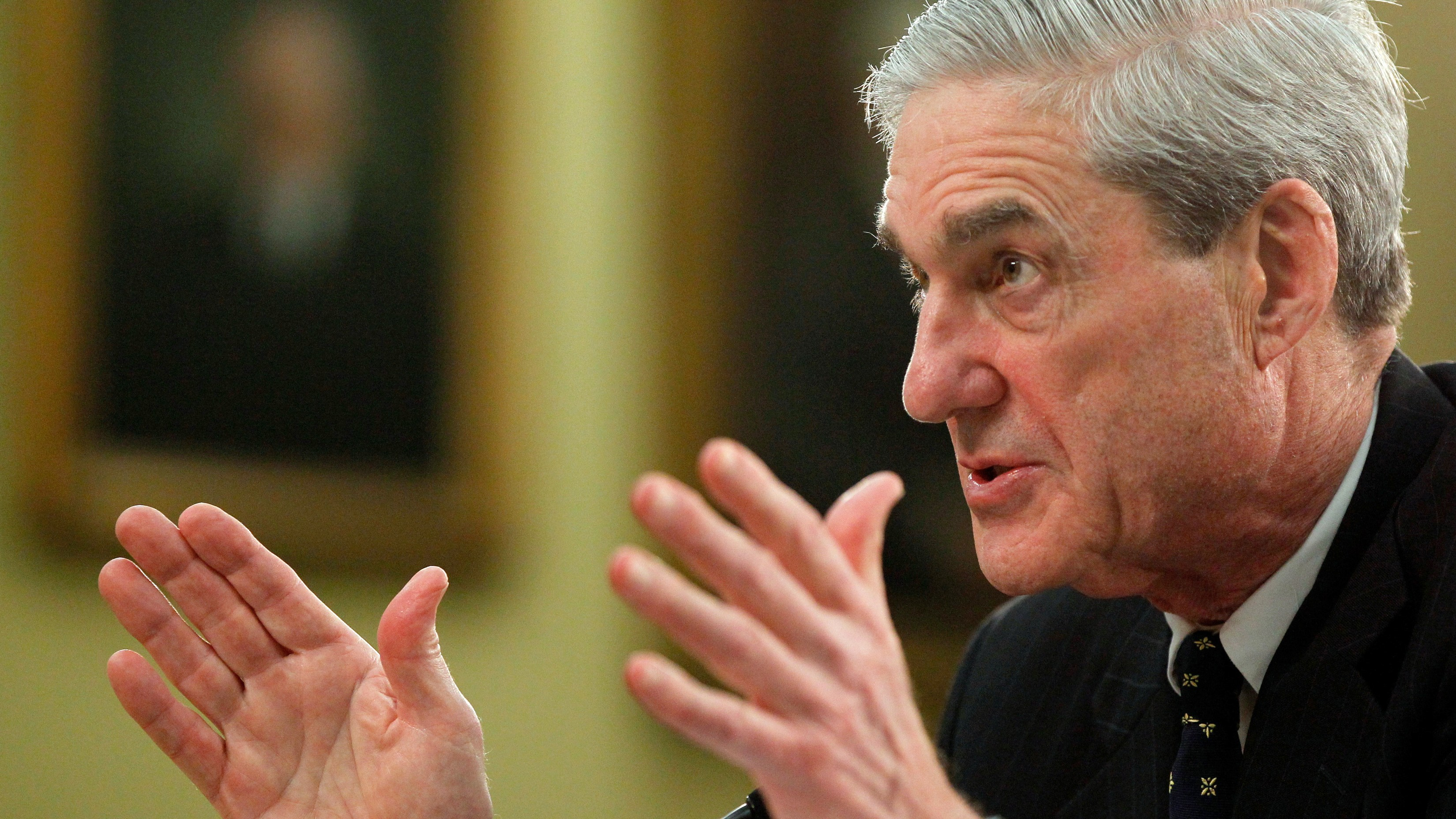 The redacted Mueller report will be made public Thursday