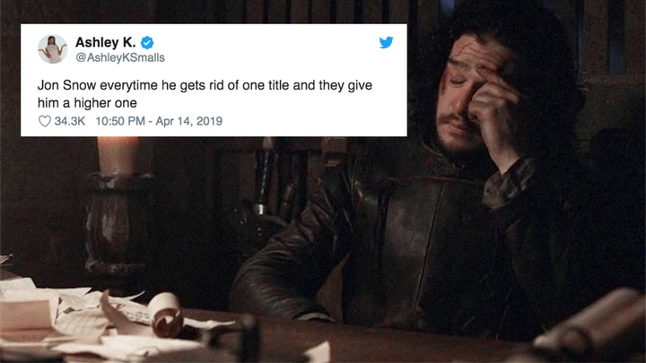 The Best Memes from the 'Game of Thrones' Season 8 Premiere