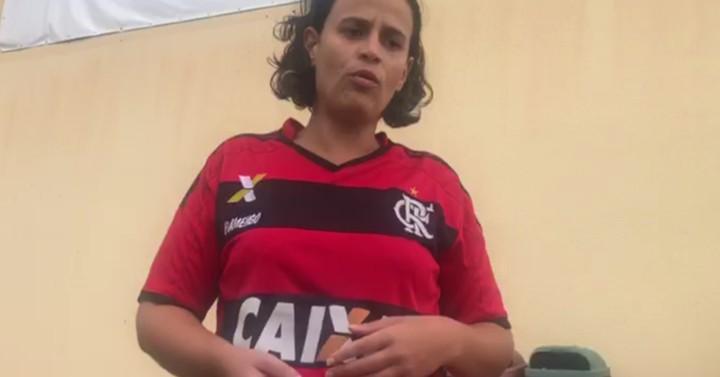 Professora foi detida por desobediência após filmar ação policial em Goiás