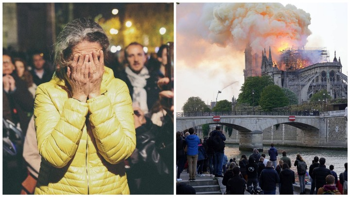 We Spoke to Devastated Parisians About the Notre Dame Fire