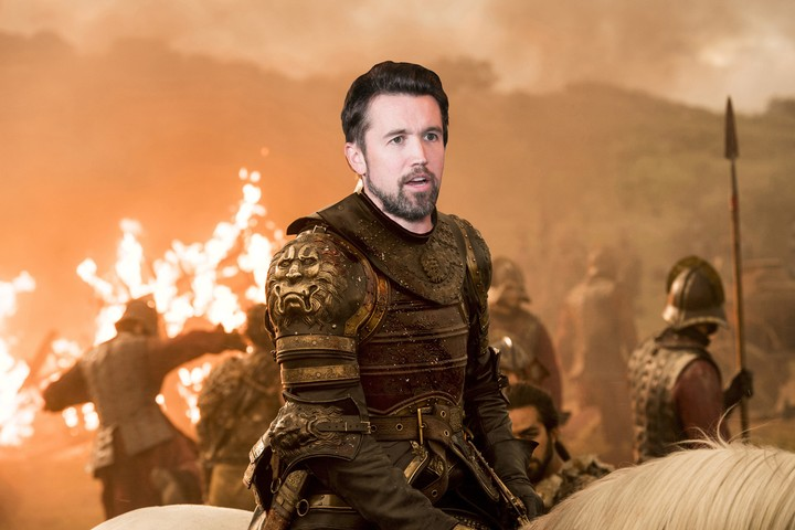 Call Pepe Silvia: Mac from 'Always Sunny' Was in 'Game of Thrones' Somehow