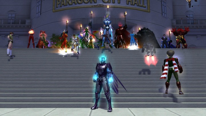 A Secret Server for the Dead MMO 'City of Heroes' Has Players in an Uproar - VICE