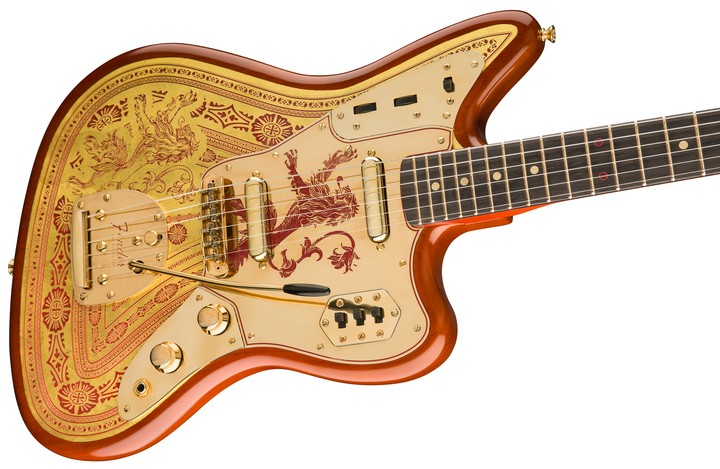 Look at These Dumb 'Game of Thrones' Guitars That Cost $25,000 - VICE