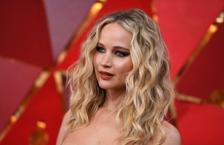 Jennifer Lawrence Is Starring in a 'Secret' Indie Movie from A24