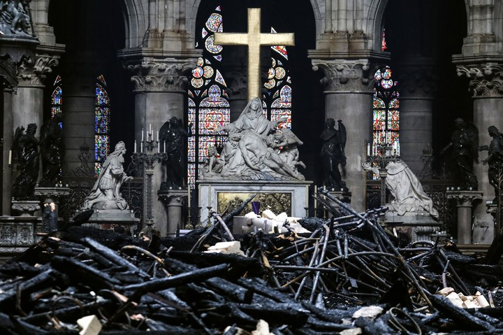 fashion and beauty houses donate €500 million after the notre dame fire