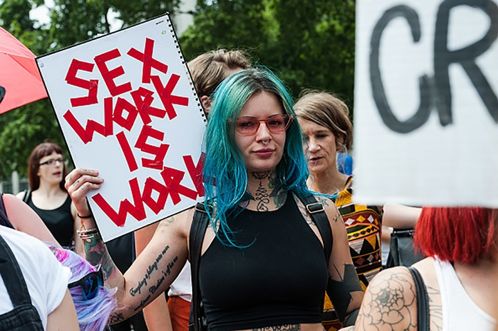 Sex Work Is Work—And Its Laborers Are Officially Unionizing
