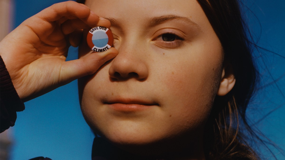 greta thunberg by harley weir: meet the girl who changed the world
