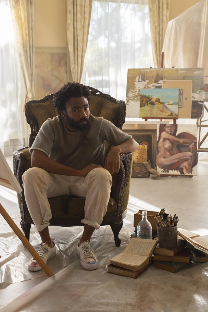 Donald Glover's New Line of Pre-Distressed Adidas Claims 'Rich is a Concept'