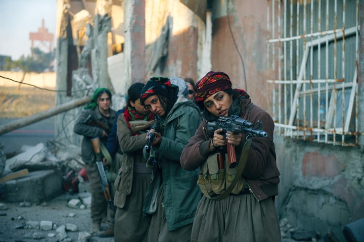 'Girls of the Sun' Is an Homage to Kurdish Women Fighters