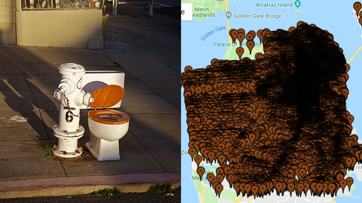 The Amount of Poop on San Francisco's Streets Has Hit an All-Time High