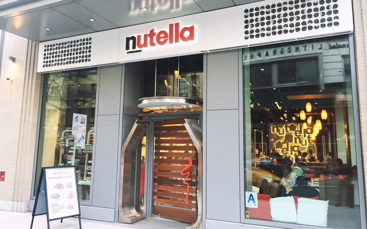 NYC's Nutella Cafe Is Not the Den of Sin I Had Hoped For