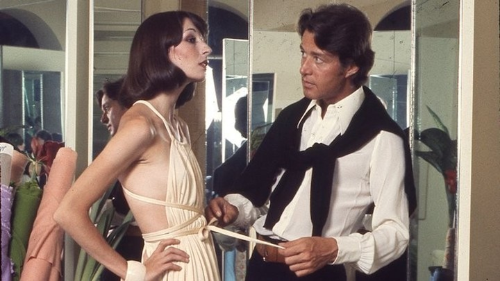 the 'halston' documentary trailer is full of drama and 70s glam