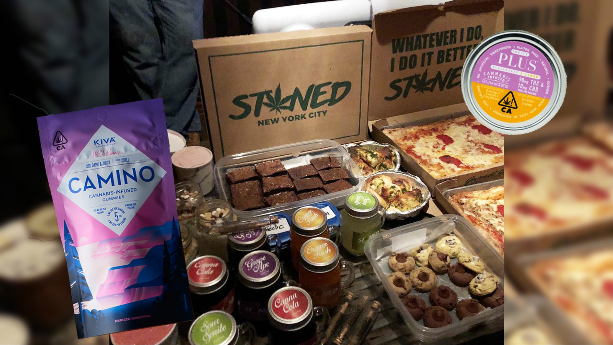 This $50 Weed Pizza Could Be The Future of Edibles - VICE