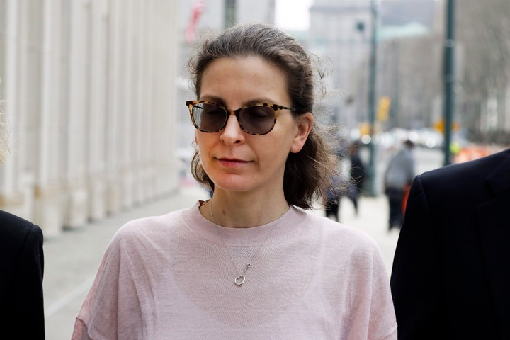 Heiress Clare Bronfman Pleads Guilty to Racketeering in NXIVM Case