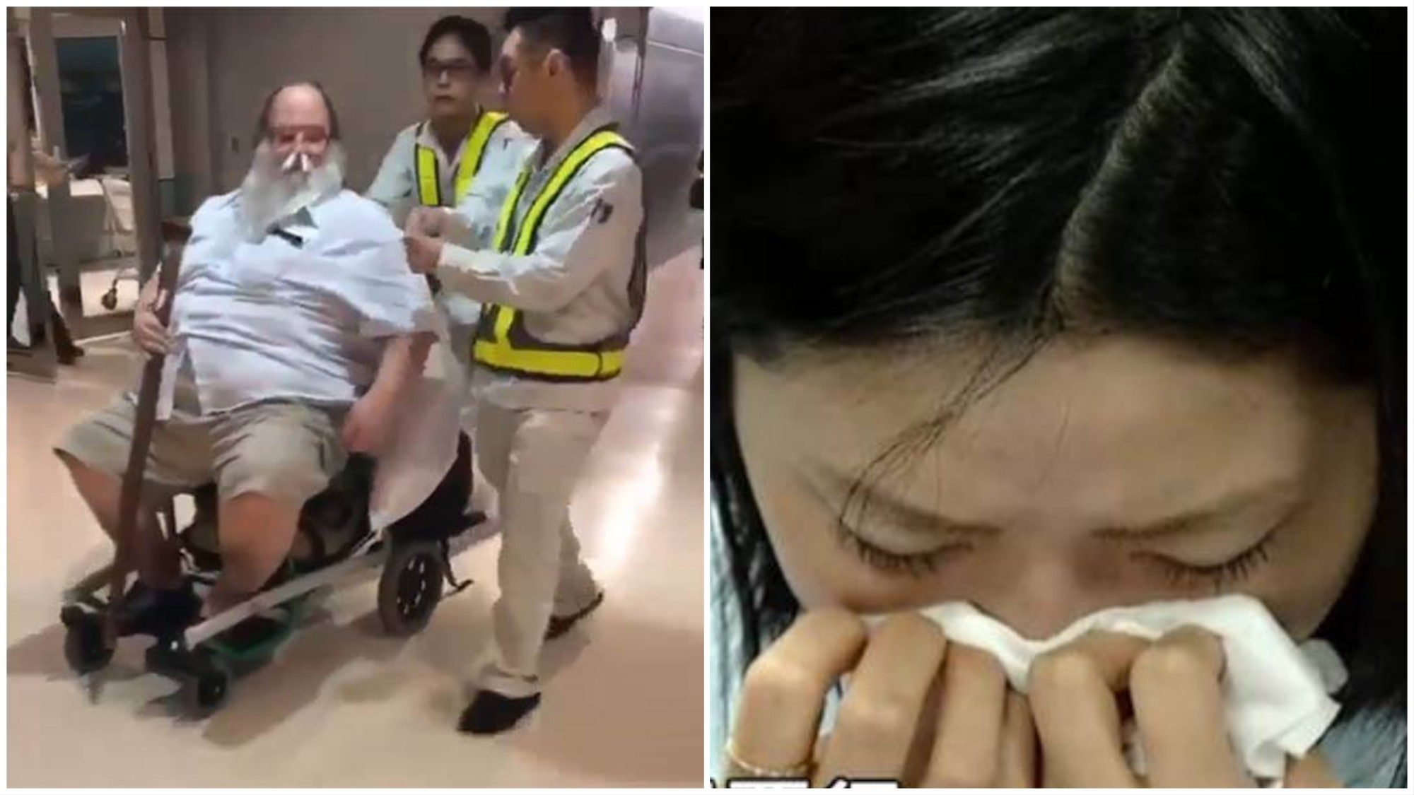 The Guy Who Forced Taiwanese Flight Attendants to Wipe His Ass Is