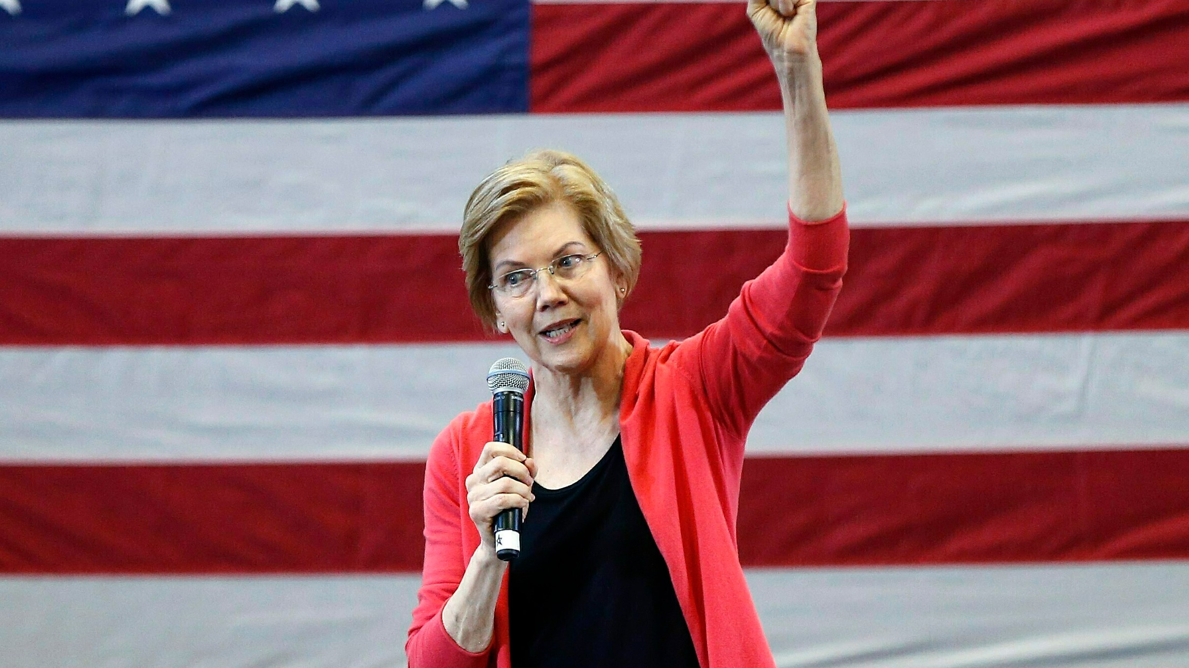 Elizabeth Warren just unveiled a plan to cancel student debt for 75% of Americans