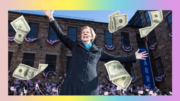What Elizabeth Warren's Plan to Cancel Student Debt Would Mean for You