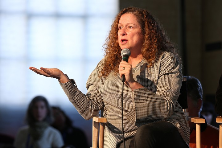 Even Mega Millionaire Abigail Disney Realizes the System Is Broken
