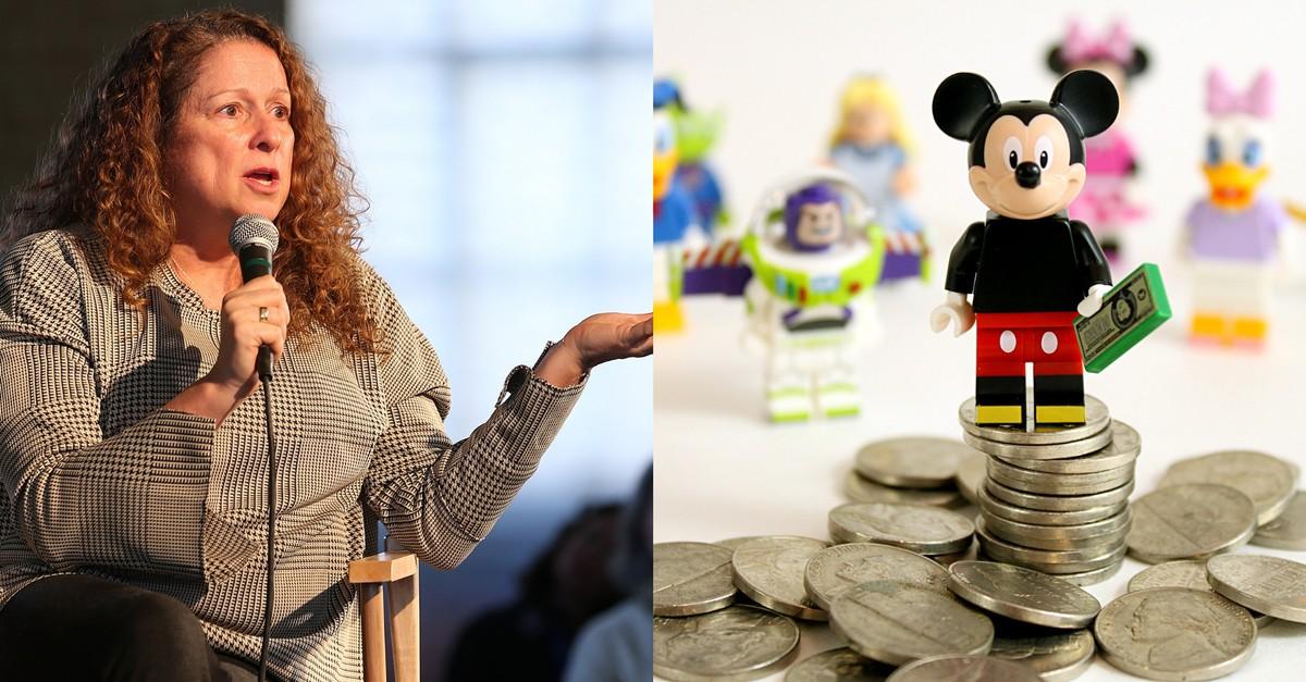 Even Mega Millionaire Abigail Disney Realizes the System Is Broken