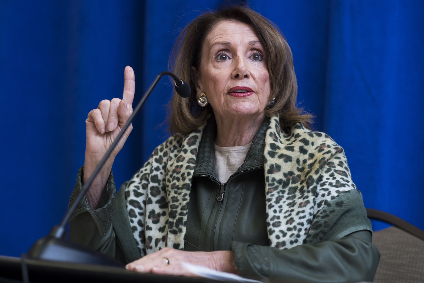 Democrats on impeaching Trump: ¯\_(ツ)_/¯