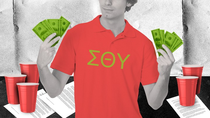 I Ran a College Cheating Business Out of My Frat - VICE