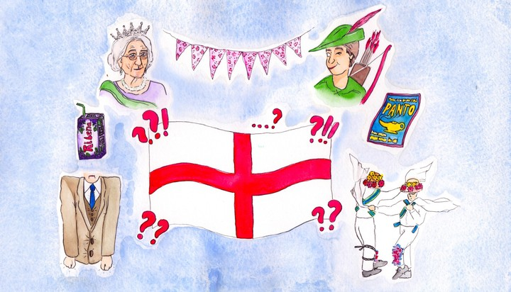 No One Cares About St George's Day Because No One Cares About England