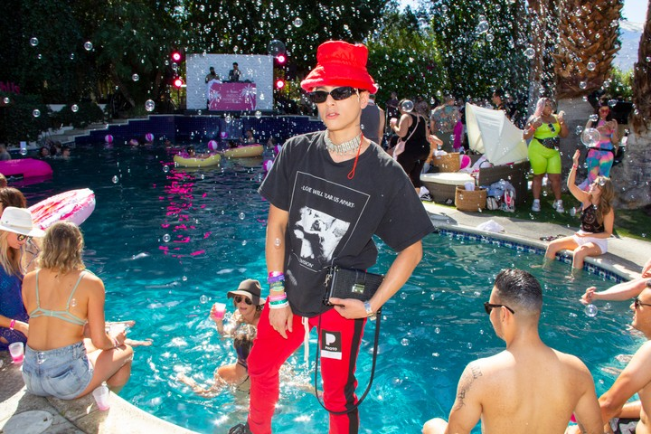 My Soul Melted at Coachella's Branded Parties