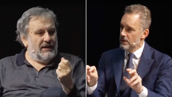 What I Learned at the 'Debate' Between Jordan Peterson and Slavoj Žižek