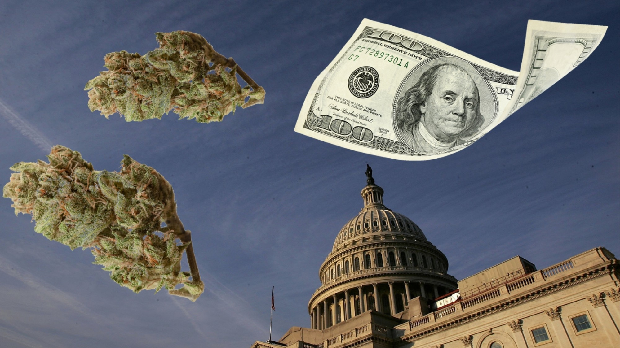 The Weed Industry Is Burning Millions on DC Lobbyists and Getting