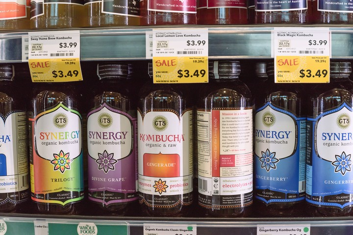 Kombucha Is Just as Bad for You as Soda, According to Dentists